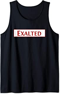 The Exile, Exalted Tank Top
