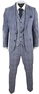 harry brown check suit