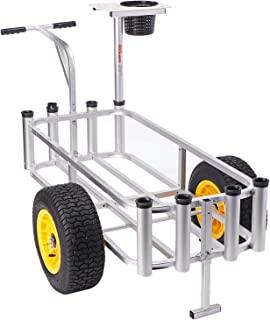 fishing carts with big wheels