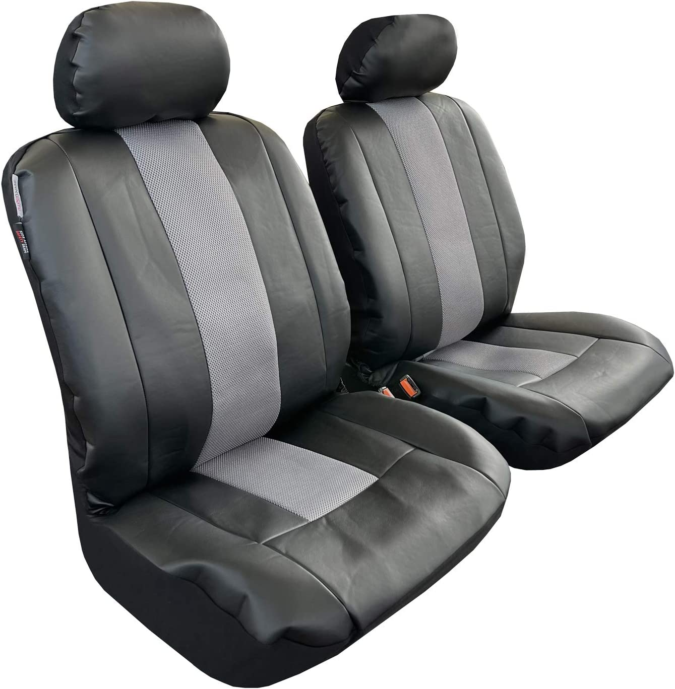 Leather Seat Covers for Jeep Wrangler 2 JK JL Set 4 Direct sale Cheap SALE Start of manufacturer Door Front
