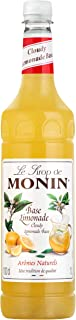 Monin Cloudy Lemonade, 1 Litre (Base concentrate)