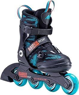 [ケーツー] ジュニア インラインスケート レイダーボア RAIDER BOA ブルーカモ I20020030