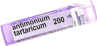 Antimonium Tartaricum 200ck Boiron 80 Pellet