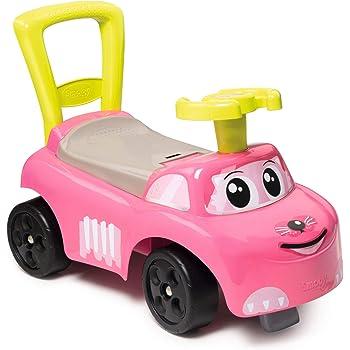 Smoby 720524 Mein erstes Auto Rutscherfahrzeug, Rosa