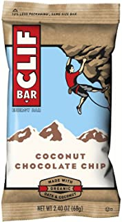 CLIF Energy Bar Blueberry Crisp - 68g, 12 Pieces