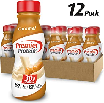 12-Pack Premier Protein 30g Protein Shake 11.5 fl oz