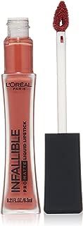 L'Oréal Paris Infallible Pro-Matte Liquid Lipstick, Shake Down, 0.21 fl. oz.