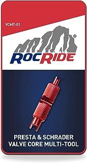 RocRide Presta Valve Core Removal Tool for Bike Tires.