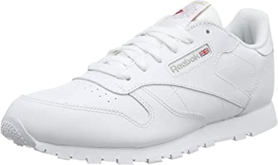 Reebok Boys' Classic Leather Gymnastics Shoes