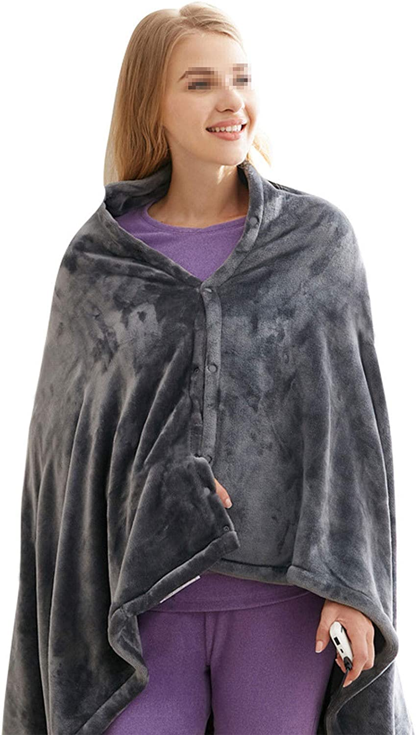 TWW Electric Outlet sale feature Heating Shawl Cold Protection Heat NEW before selling