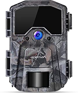 comprar comparacion APEMAN Cámara de Caza 20MP 1080P Cámara de vigilància de la Vida Silvestre,Cámara de Juego de detección Nocturna sin LED d...