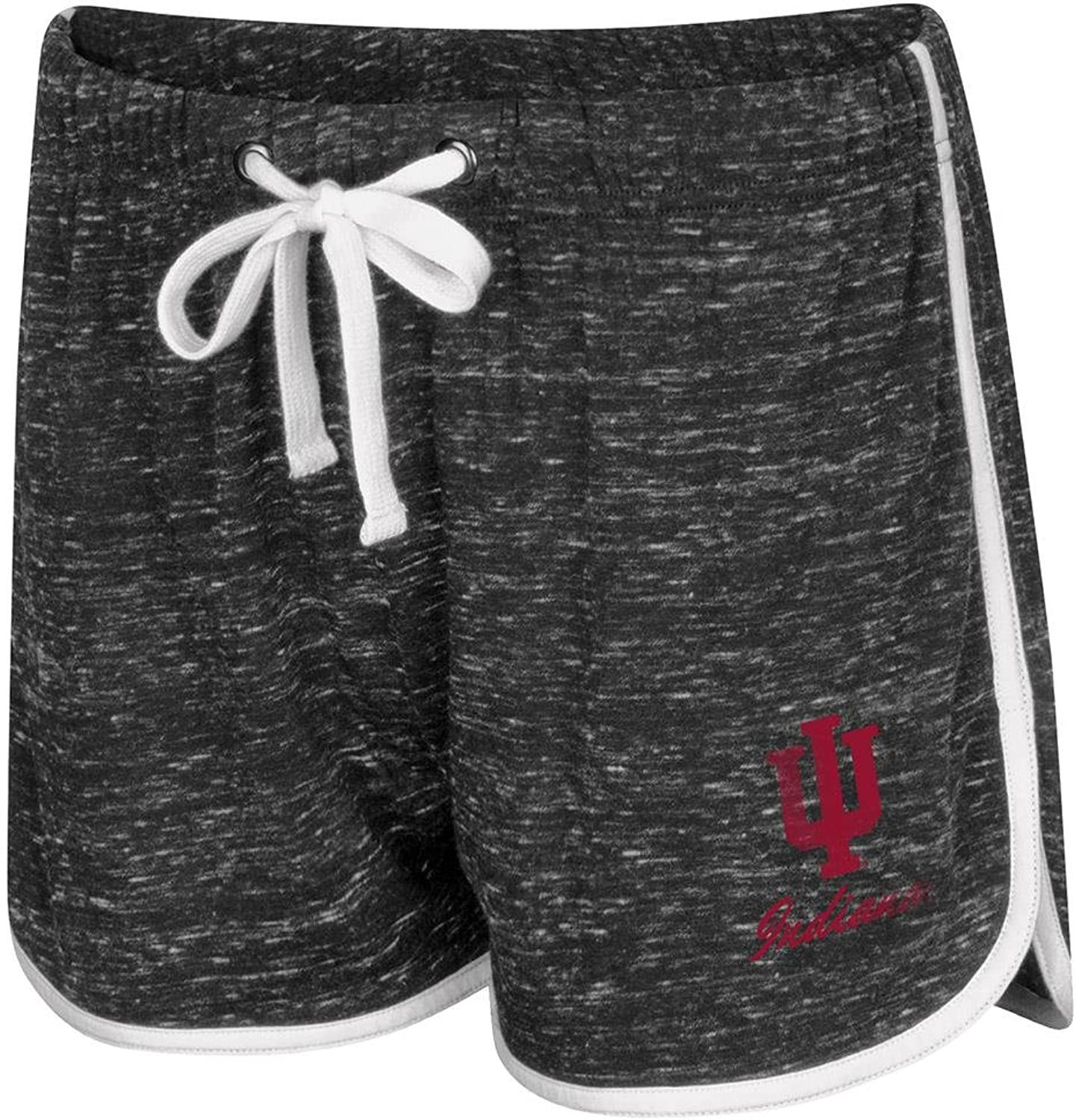 Colosseum Womens Indiana Hoosiers Gym Shorts