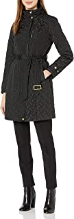 Cole Haan Belted quilted jacket