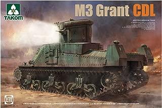TAKOM TAK2116 British Medium - Tanque M3 Grant CDL-1/35