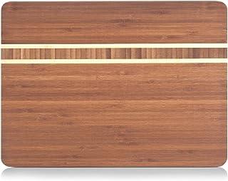 Zeller Snijplank 34x25x1,6cm, Hout, Beige, 34 x 25 x 1,6 cm