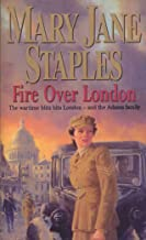 Fire Over London: A Novel of the Adams Family Saga