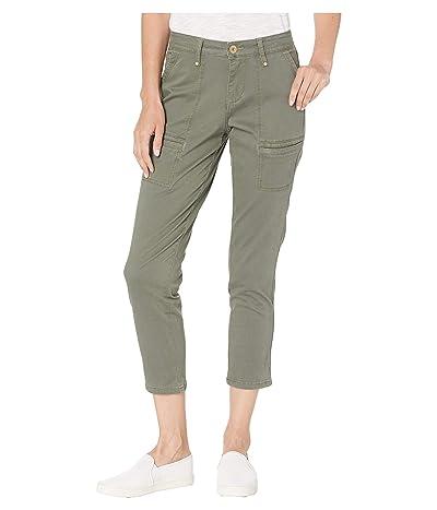 Jag Jeans Easton Utility Pants (Jungle Palm) Women