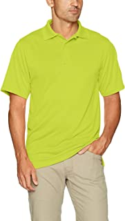 Tru-Spec 4072 24-7 Womens Short Sleeve Performance Polo, HiViz Yellow