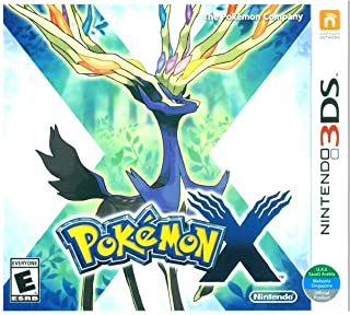 3DS Pokemon X -- World Edition