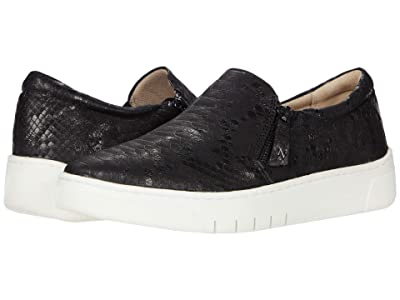 Naturalizer Hawthorn (Black Tonal Snake) Women