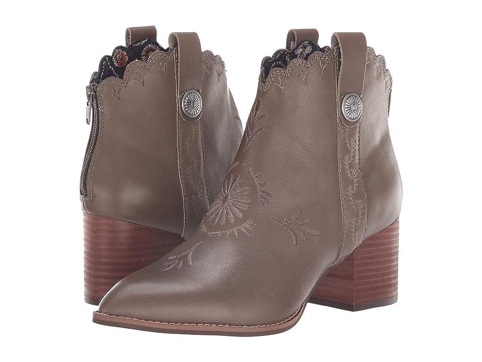 3234d66c25e8 Seychelles Habitat Bootie (Grey) Women s Boots