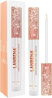 Lip Plumper Lip Gloss, Lip Plumper, Natural Lip Enhancer, Lip Maximizer Lip Gloss, Reduce Fine Lines, Beautiful Fuller & Hydrated, Instantly Sexy Lips, Vafee