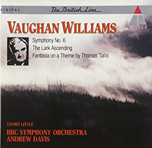 Vaughan Williams:Symphony No.6