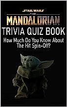 Star Wars: The Mandalorian Trivia Quiz Book