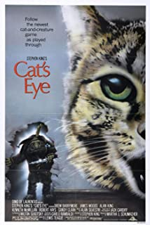 ISSICARHO Cat'S Eye (1985) Movie Wall Art Pretty Poster Size 60cmx90cm(24
