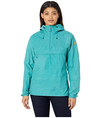 Fjallraven High Coast Wind Anorak (Lagoon) Women