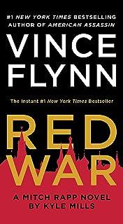 Red War (Mitch Rapp Book 17)