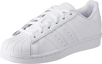 Adidas Originals Superstar, Mens Trainers, White (Footwear White/Footwear White/Footwear White), 5.5 (38 2/3 EU),B27136