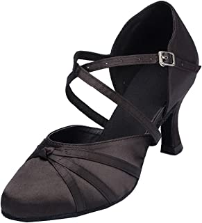 Best closed toe latin dance shoes Reviews