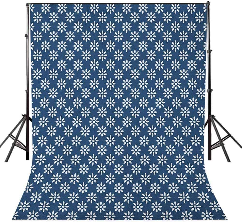 8x12 FT Polka Dots Vinyl Photography Backdrop,Colorful Romantic Polka Dots in Geometric Shapes Vintage Groovy Artsy Print Background for Photo Backdrop Baby Newborn Photo Studio Props