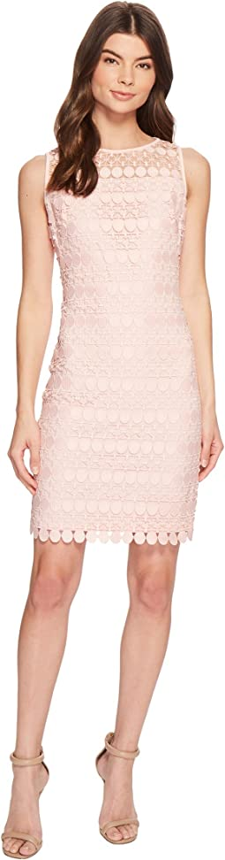 LAUREN Ralph Lauren - Melia Circlet Geo Lace Dress
