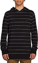 Volcom Men's Joben Long Sleeve Hooded Shirt