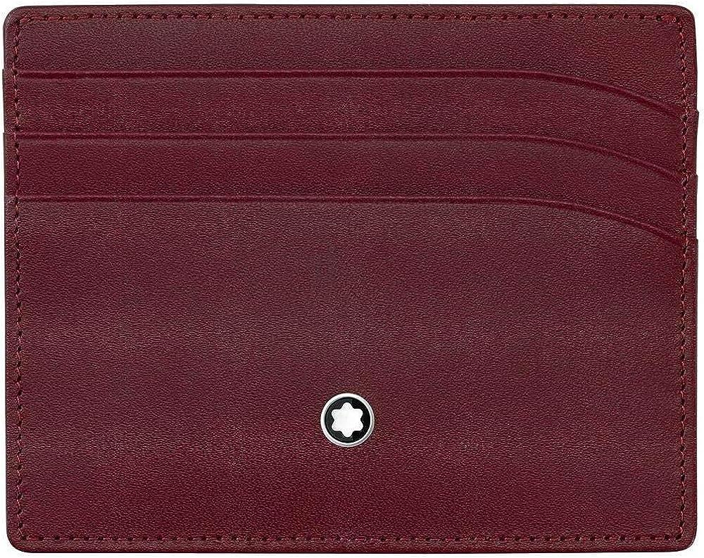 Montblanc 114558 Credit Card Pocket Holder 6cc