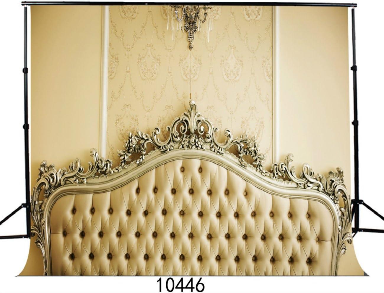 15X10FT-Retro European Bedside Photography Backdrop Decoration Photo Studio Background