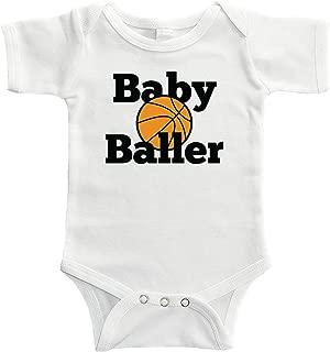 Baby Baller Bodysuit