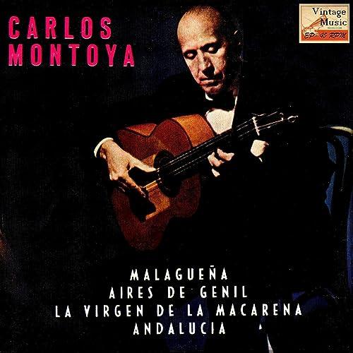 Vintage Flamenco Guitarra No. 16 - EP: Carlos Montoya In Concert ...
