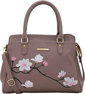 Lapis O Lupo Women's Handbag (LLHB0039PE_Peach)