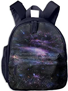 Pinta Starry Sky Cub Cool School Book Bag Backpacks for Girl's Boy's