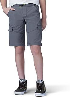 Lee boys Boy Proof Pull-On Varsity Cargo Short Shorts