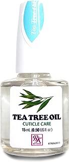 Ruby Kisses Nail Treatment Tea Tree Oil Cuticle Care 0.5 Ounce