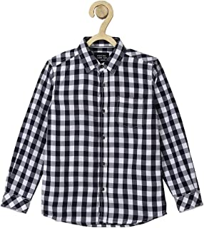 DJ & C By FBB Full Sleeves Checkered Shirt