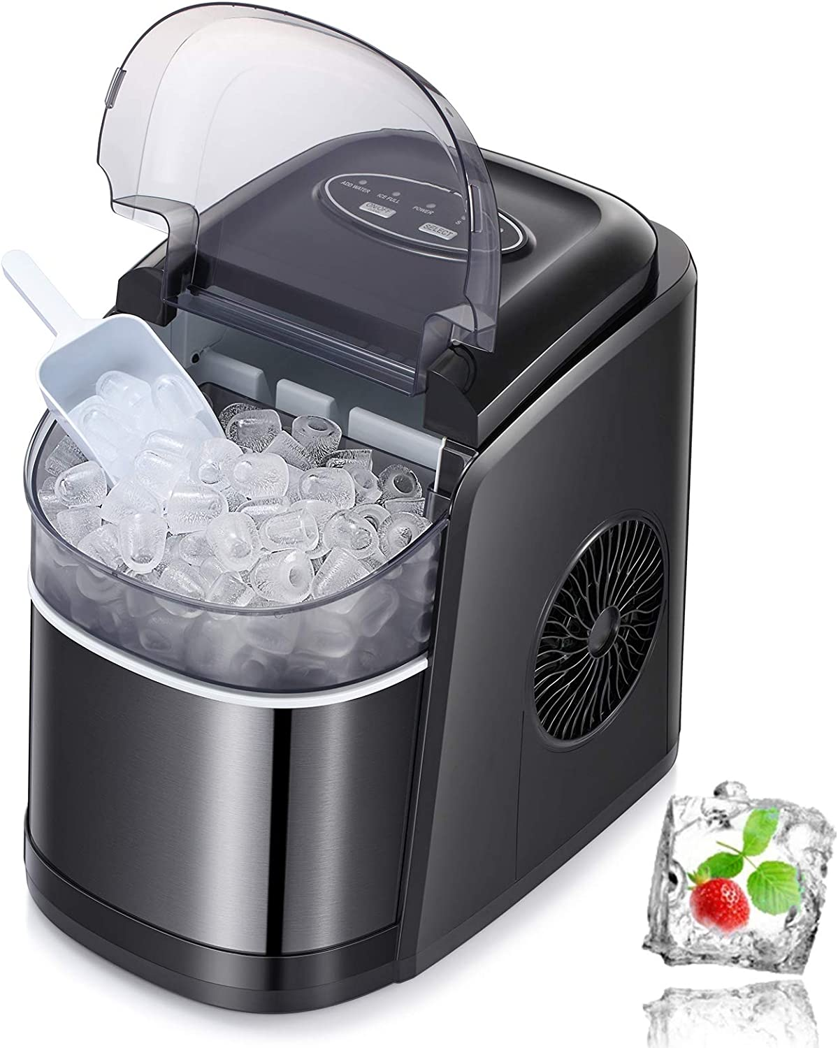 Antarctic Star Portable Automatic Ice Maker