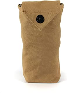 OLEADER Reproduction WW2 US Army Rigger Pouch Khaki Canvas Pack