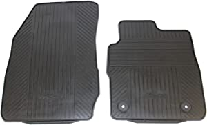 Genuine Ford Fiesta Front Rubber Mats 2012 Onwards