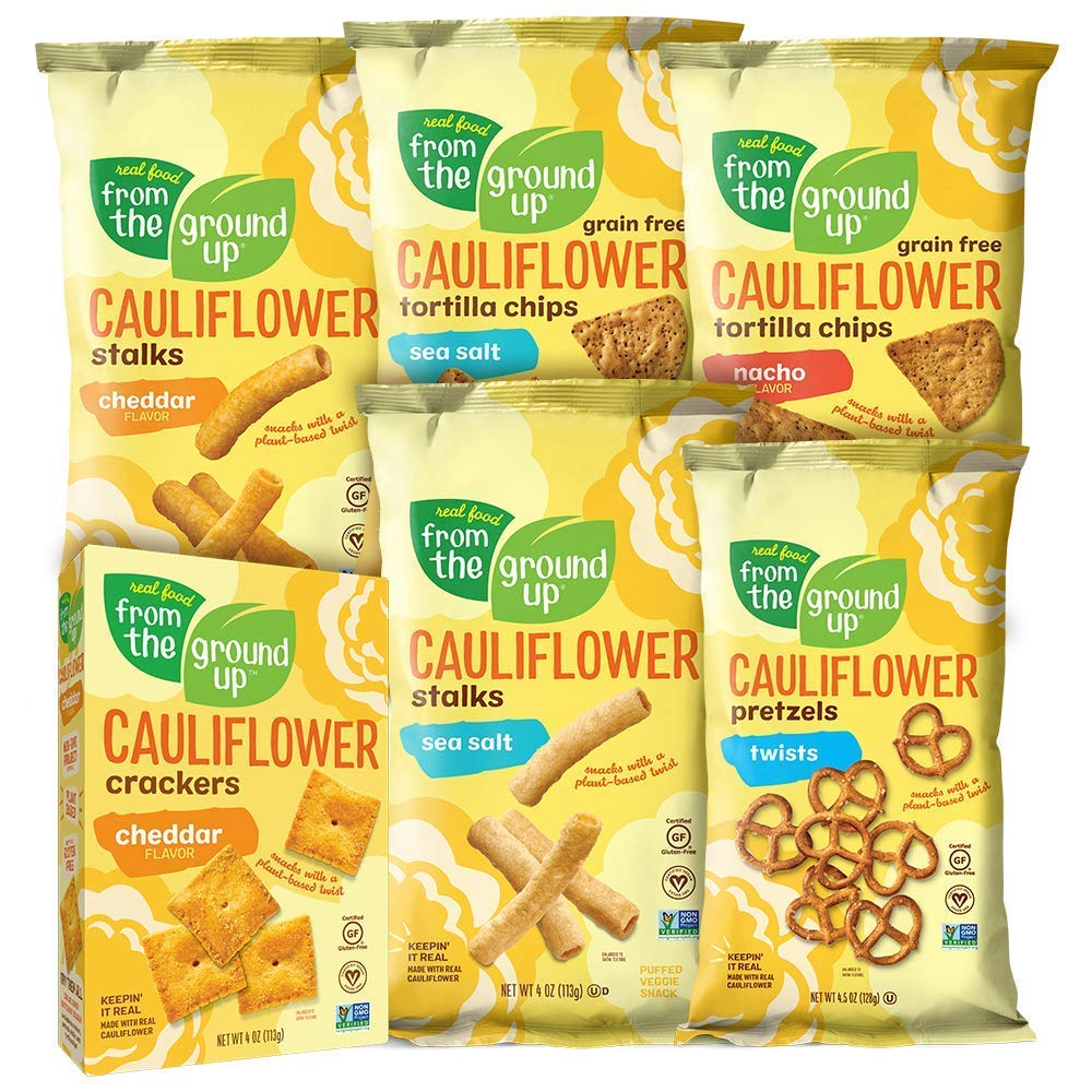 Real Food From the Ground Pack Sales Cauliflower Variety Sampler Max 84% OFF Up