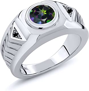 Best mens green diamond ring Reviews